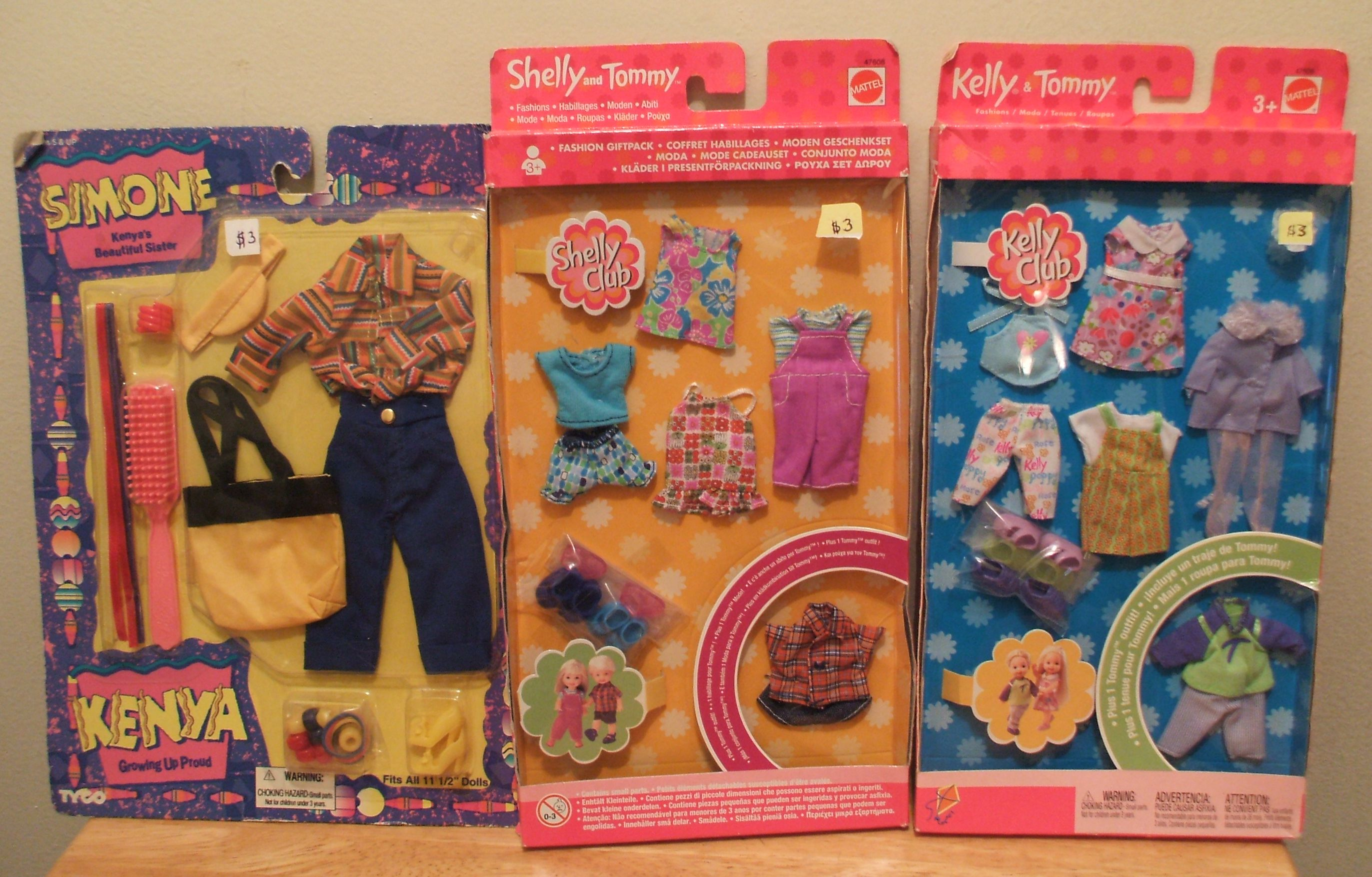 Misc Accessories For Barbie